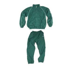 VTG ASICS Full Jump/Track Suit Size L/M